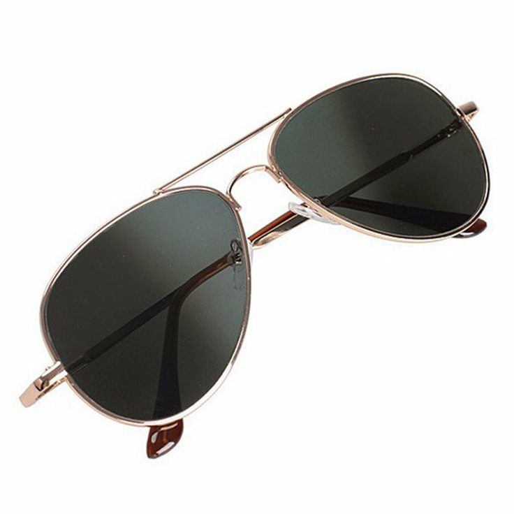 Anti UV Anti Tracking Rear View Sunglasses Anti-Track Monitor Aviator Sunglasses Security Mirror