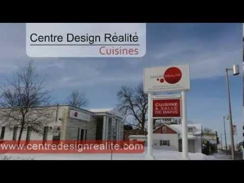 ▶ Centre Design Réalité - Cuisine et Salle de bain - YouTube