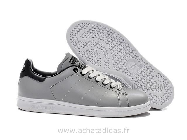 Adidas Stan Smith soldes grise