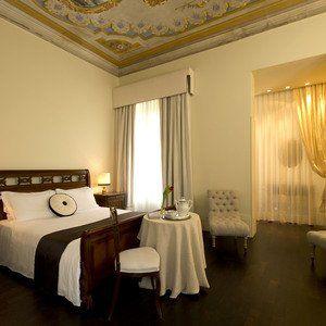 Florenz: Romantisches Hotel 1865 Residenza d'Epoca - Florenz, Italien
