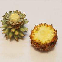 как укоренить ананас и вырастить в квартире