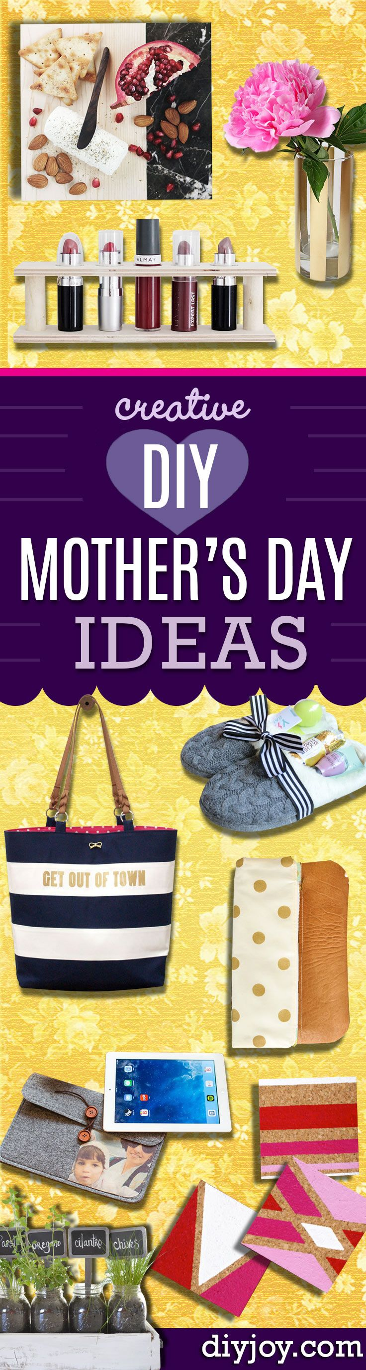 Best 25 Unique DIY Mother s day ts ideas on Pinterest