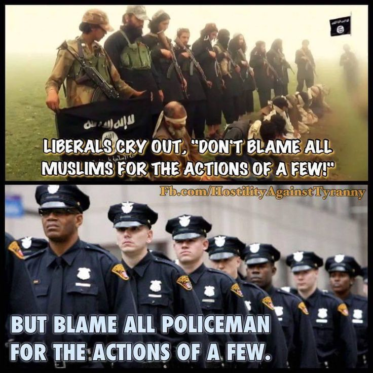 Muslims Over Cops. It Ain't Right People!!!