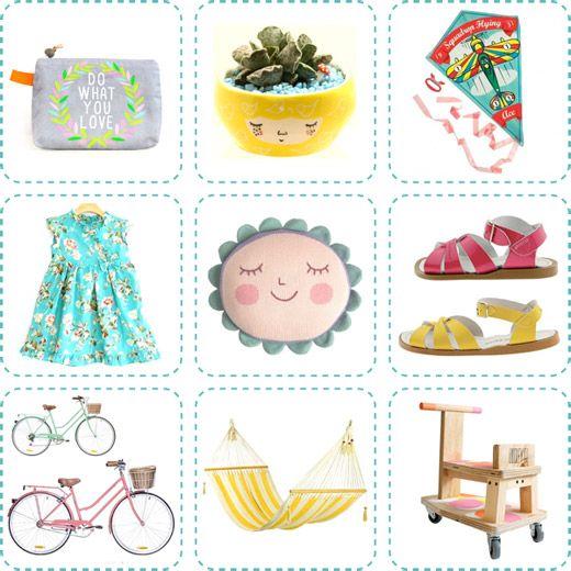 #Spring #Fashion, #Accessories, #Decor #Kids #Hammocks #Dresses #Sandals