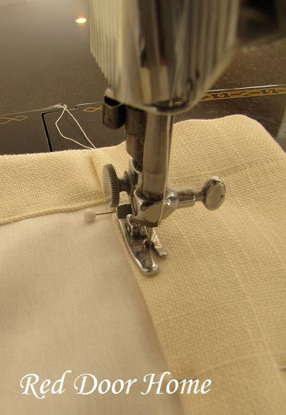 Curtains Ideas best sewing machine for making curtains : 17 Best ideas about Sewing Curtains on Pinterest | How to sew ...