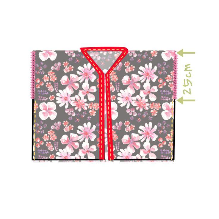 tuto kimono express 8