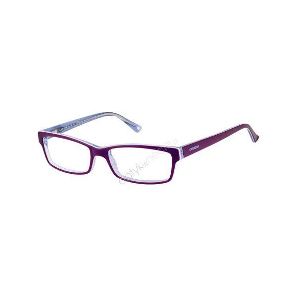 #Okulary #Carrera:: oprawki korekcyjne CA 6171 col. light violet white crystal K9R