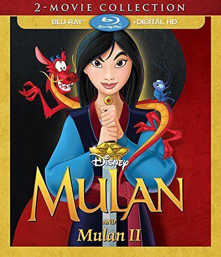 Mulan / Mulan II Blu-ray - Febr. 28, 2017