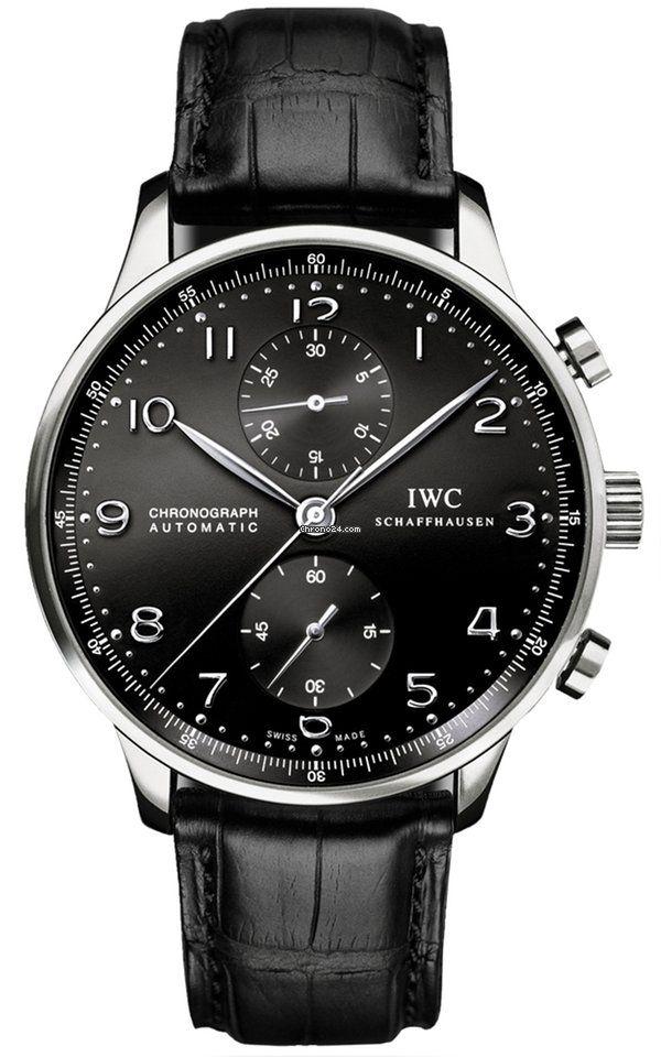 IWC Portuguese chronograph