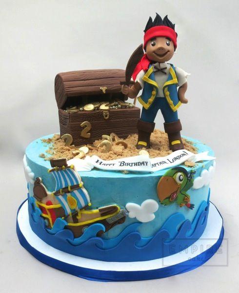 Pirate & Treasure Chest