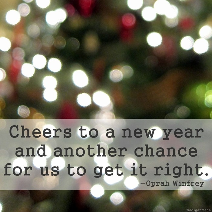 Happy New Years Eve Quote: 104 Best Here's To A NEW YEAR! Images On Pinterest