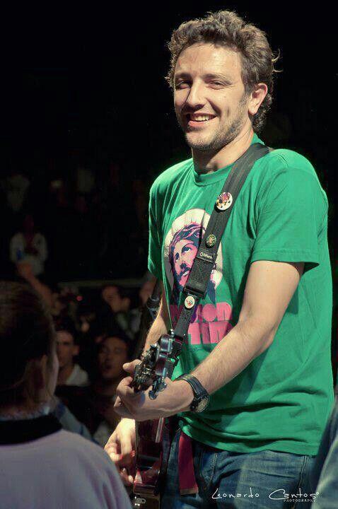 Emiliano Brancciari  de la Banda No Te Va Gustar