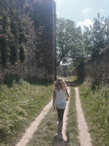HIKE, BIKE, SLOW FOOD ITALY: A Walk in Ancient Verona