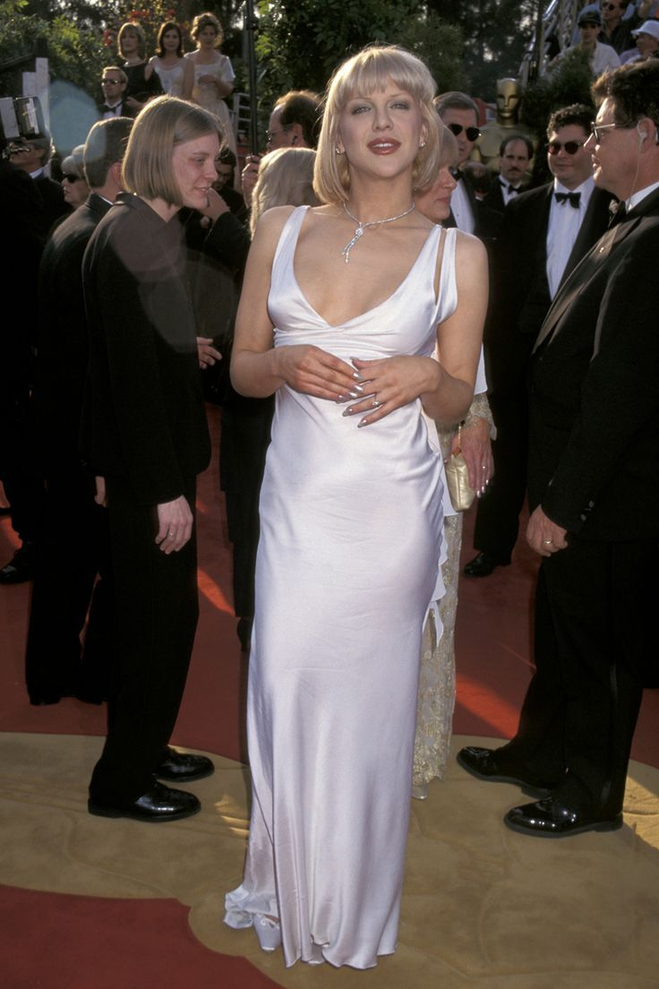 25 best eve salvail images on pinterest hairstyles karl courtney love in versace 1997 golden globes ombrellifo Gallery