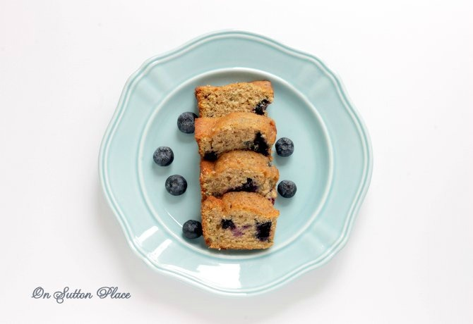 Blueberry Zucchini Bread | Recipe | Zucchini, Blueberries ...