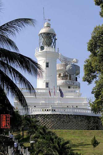 Tanjung Tuan #Lighthouse - Port Dickson, #Malaysia http://dennisharper.lnf.com/