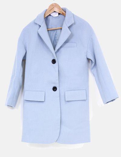 Abrigo azul bebé Choies