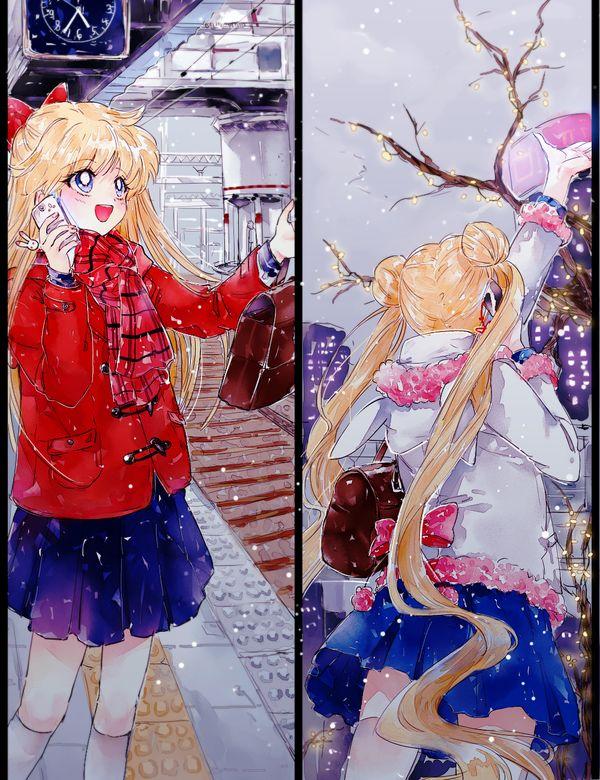 World of Eternal Sailor Moon — Fanart by トイレット.