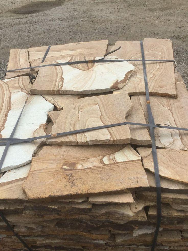 112 КАПУЧИНО Песчаник плитняк / CAPPUCCINO Sandstone flagstone