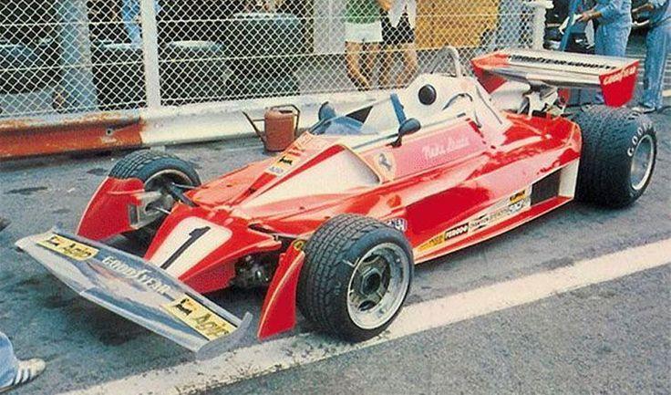 1976 Paul Ricard (Ferrari 312T2)