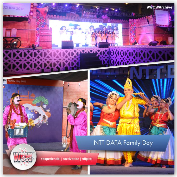A thoughtful and #imaginative concept can lead you to the desired results! Working the same #magic, #WOWEvents made the employees of NTT Data walk the streets of Old Delhi reliving it's rich #culture and #history on their Family Day. #EventProfs #Experiential #EventPlanner #EventManagers #EventOrganizers   For more details, visit us at: http://buff.ly/1QUKLUj