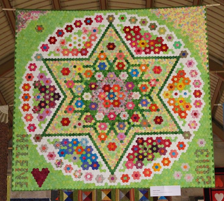 Quilting Templates Hexagon : De 1847 basta Hexagon quilting-bilderna pa Pinterest