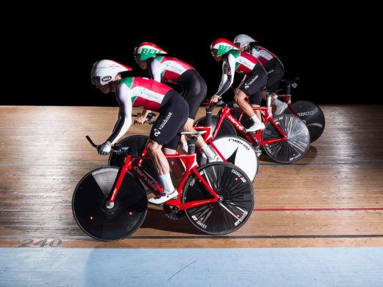 Swiss Track Team