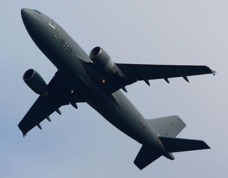 """Luftwaffe Airbus A310-300 10+23 """"Kurt Schumacher"""""""