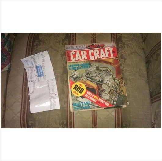 CAR CRAFT NOVEMBER 1964 | SELLING | Pinterest | Car crafts, Crafts and