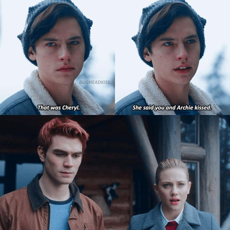"""6,407 Likes, 237 Comments - Riverdale ✿ (@bugheadkiss) on Instagram: """" 2-14"""