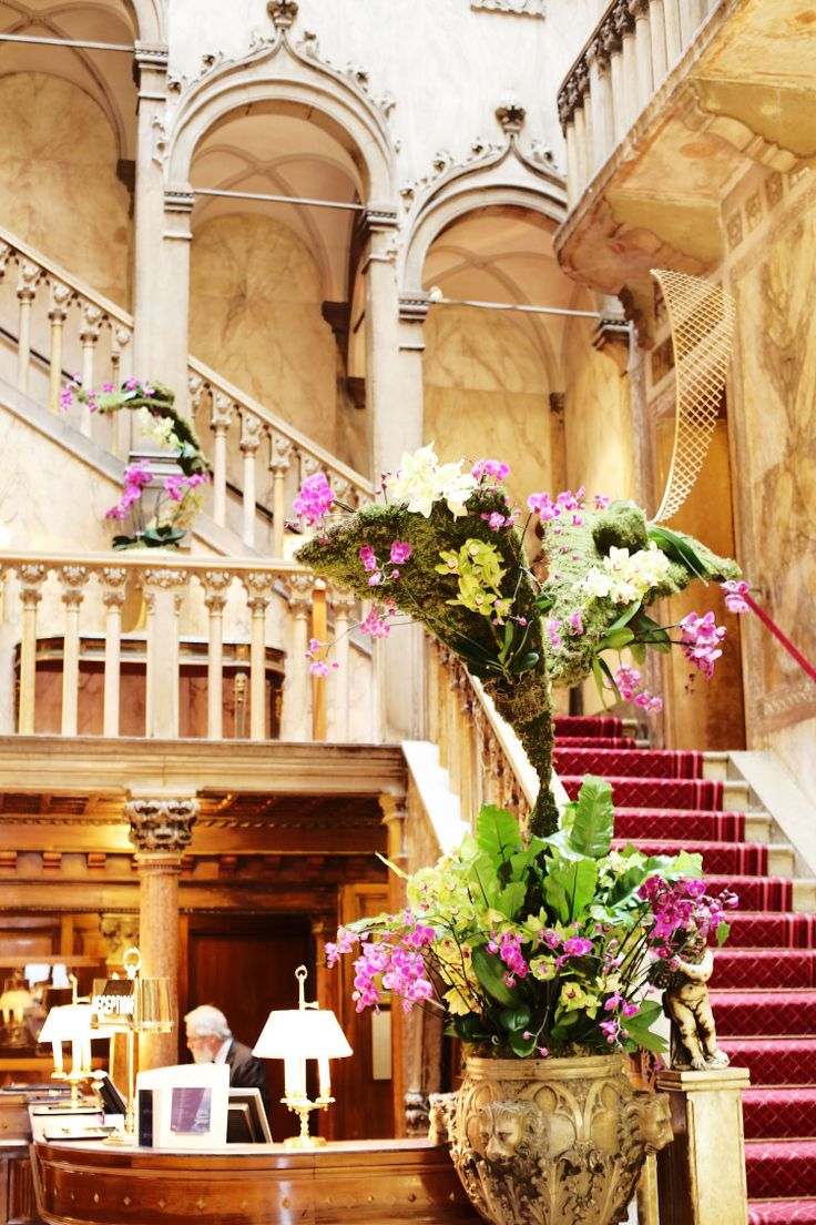 Yes, it really looks this magical:) need round 2!! Hotel Danieli, Venice, Italy