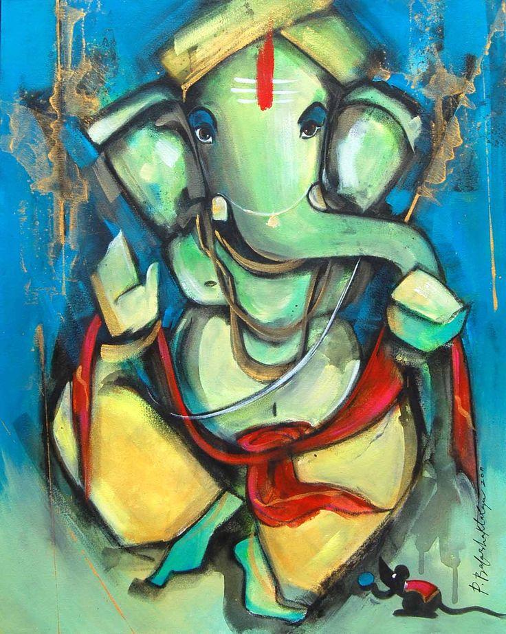 166 best Ganesh - The God of Prosperity images on ...