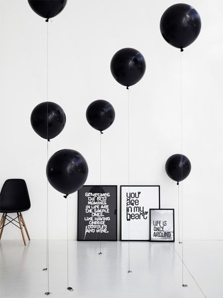 Images shot by Pia Ulin and styled by Lotta Agaton
