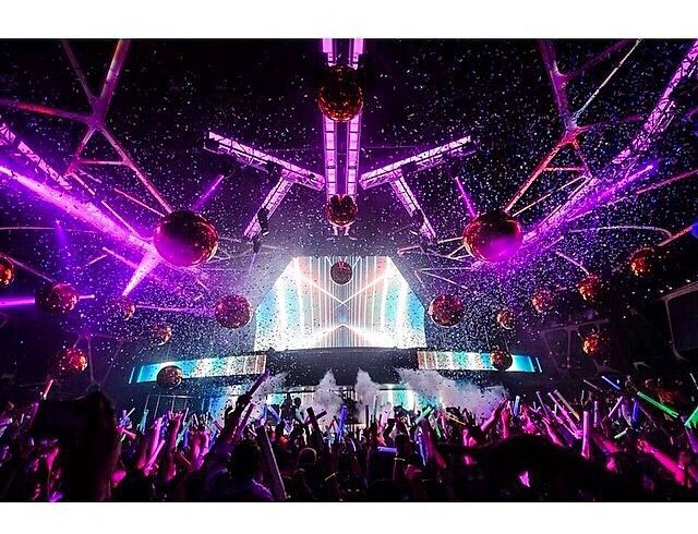 Hakkasan Night Club in Las Vegas