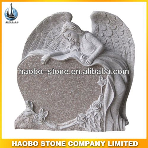 Quality G663 Pink Granite Carved Angel Tombstone Price Photo, Detailed about Quality G663 Pink Granite Carved Angel Tombstone Price Picture ...