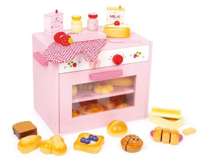Drewniany piekarniczek dla dzieci kolory-marzen.pl | http://www.kolory-marzen.pl/gotujemy,005001010001.html