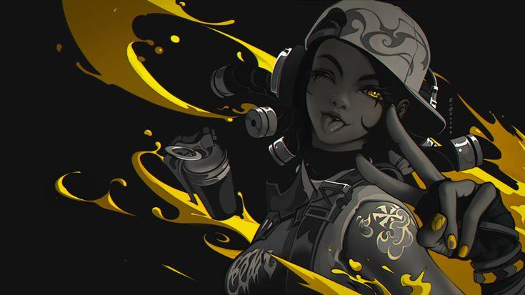 Full Valorant Set Excharny On Patreon In 2021 Art Character Art Fan Art