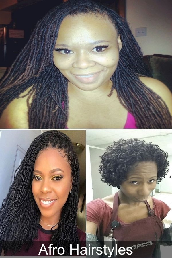 Black Medium Hairstyles 2016 Virtual Hairstyles Free Short Haircut Styles For African Hair In 2020 Afro Hairstyles Hair Styles Locs Hairstyles