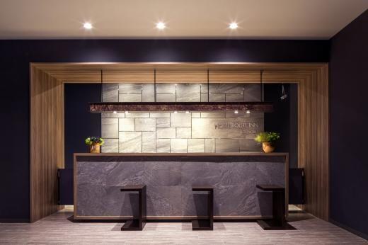 店舗デザインの作品アーガイブ / デザイナーズショーケース - ホテルルートイン鴻巣