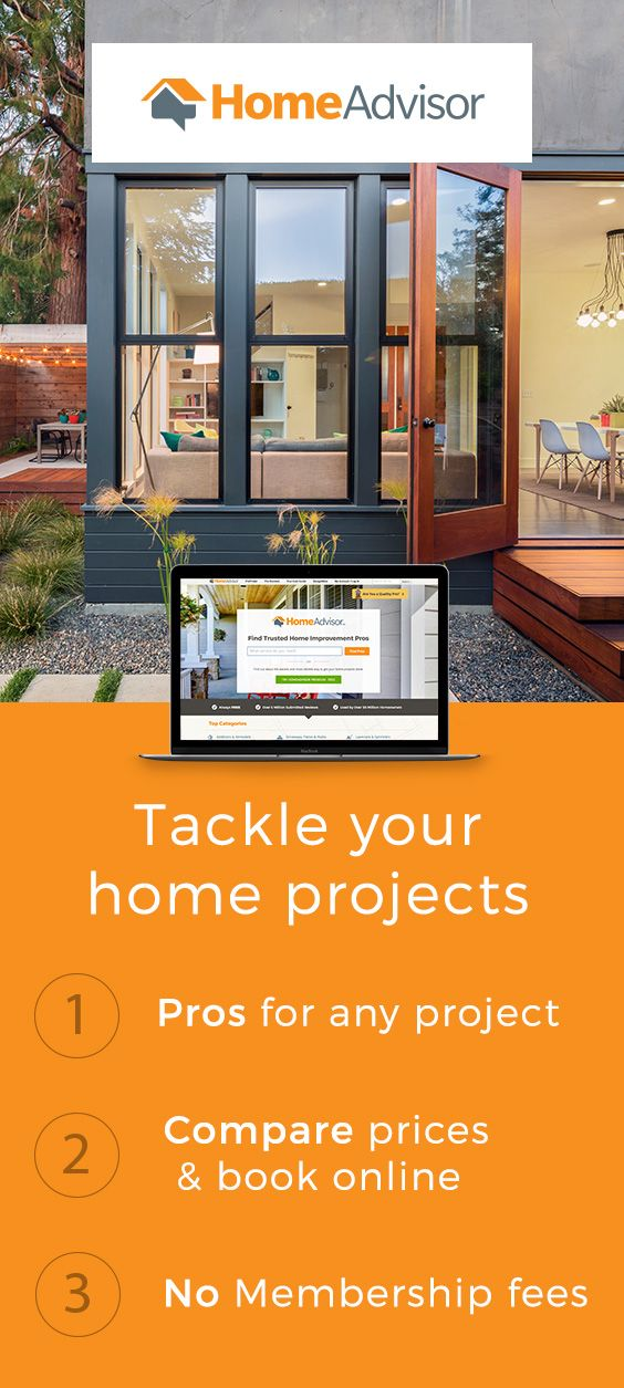 Looking for help on a home project? If you need anything from a simple home repair, to a major remodel, you need to know about HomeAdvisor. It's a totally free service that matches you with background checked pros for any project.