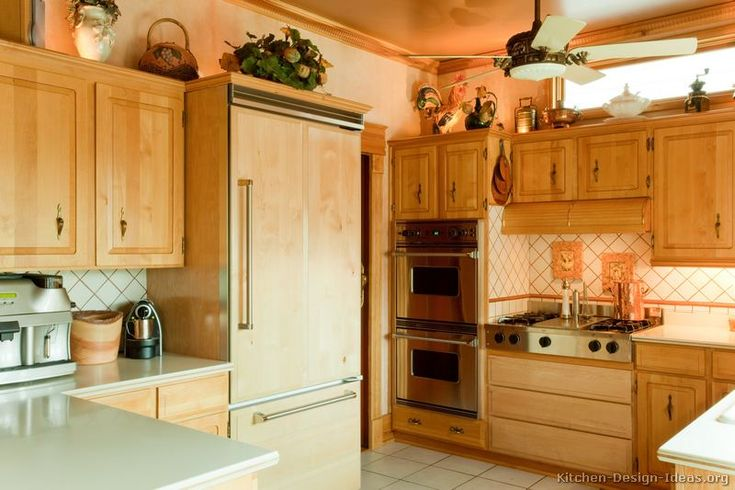 Kitchen idea of the day country kitchens country for Kitchen design 8 x 5