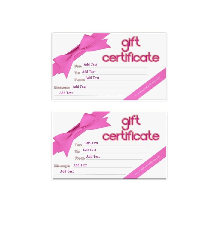 Gift Certificate Templates Just another WordPress site water - new restaurant gift certificate template free download