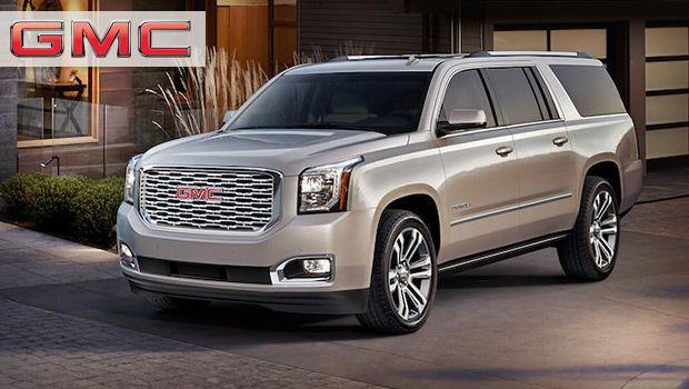 2019 Gmc Yukon Full Size Family Suv With An Ecotec3 V8 Engine