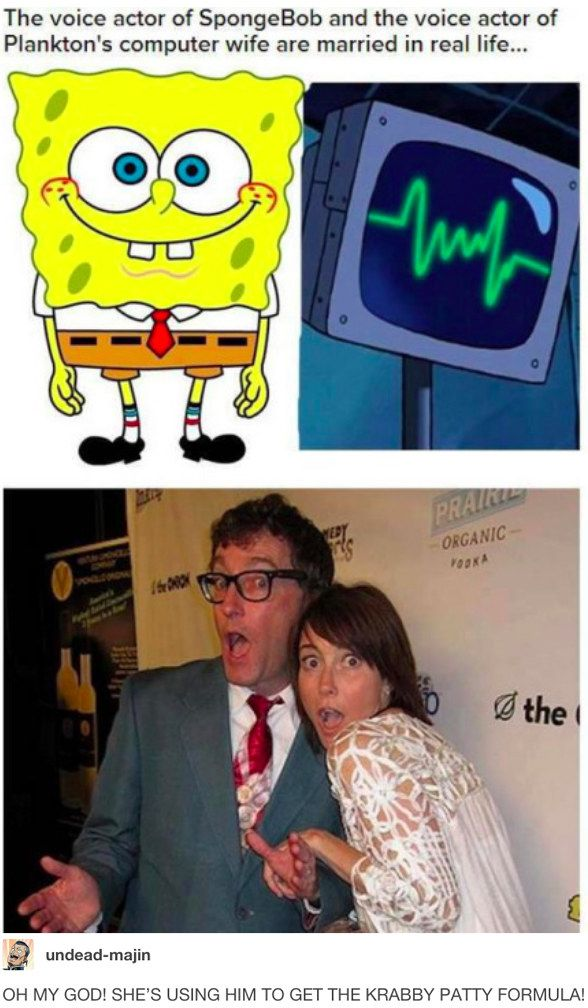 "This detective work about secret formula espionage: | 16 Spongebob Observations That Will Make You Laugh Then Go ""Hmmm"""