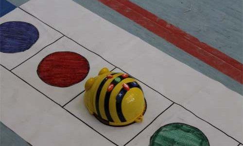 'Un robot en el clase', un proyecto para enseñar a programar a los alumnos de Infantil