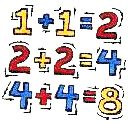 Pracovné listy - matematika