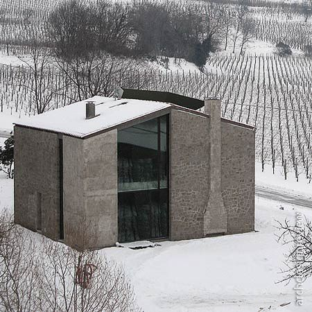 House O by Andrea Tognon Architecture