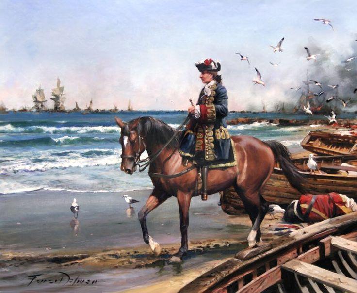 Blas de Lezo, Cartagena de Indias, que puso en fuga al imperio britanico