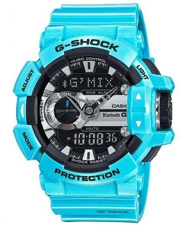 Zegarek CASIO GBA-400-2CER G-SHOCK GBA-400 -2CER