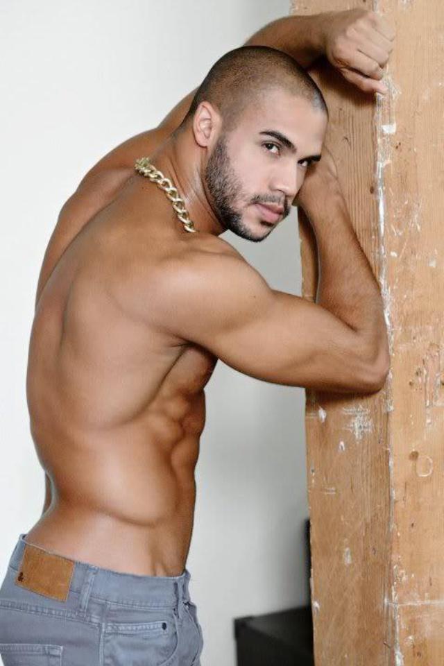 Erotic photography of beautiful men